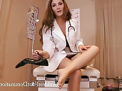 Femdom, Foot Fetish, Medical