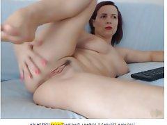 Brunette, Mature, MILF, Webcam
