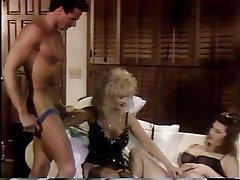 Anal, Group Sex, MILF, Stockings, Vintage