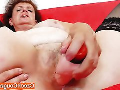 Big Boobs, Close Up, Mature, Czech